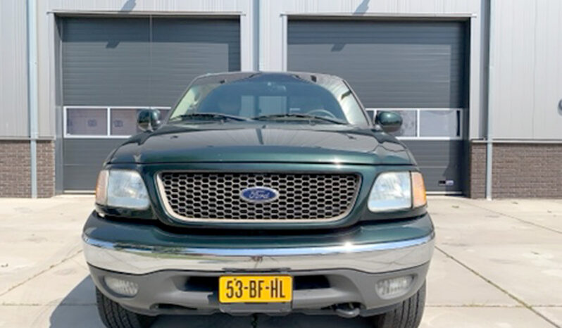 Ford USA F150 5.4 Supercab LPG vol
