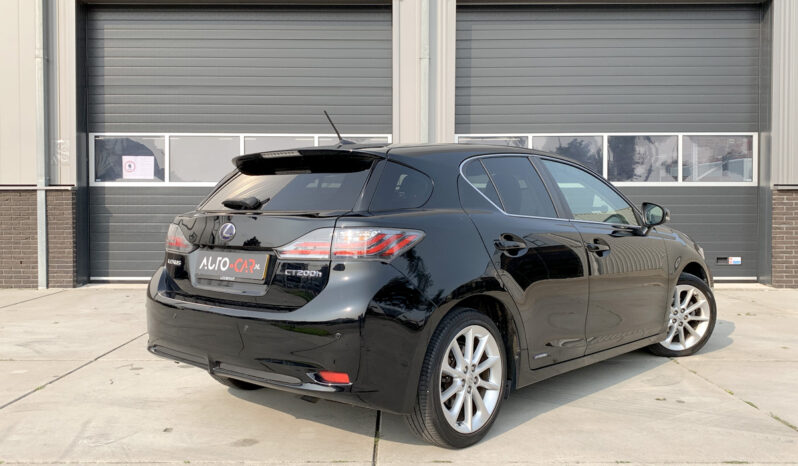 Lexus CT 200h Business Line Pro LED, Leder, Navi, DAB, Stoel vol